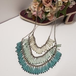 Unique Vintage Handmade Statement Necklace